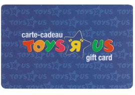carte cadeau toys r us toys are us   Adrenaline Gymnastics